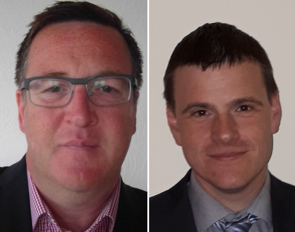 Gavin Watson And Murray Low