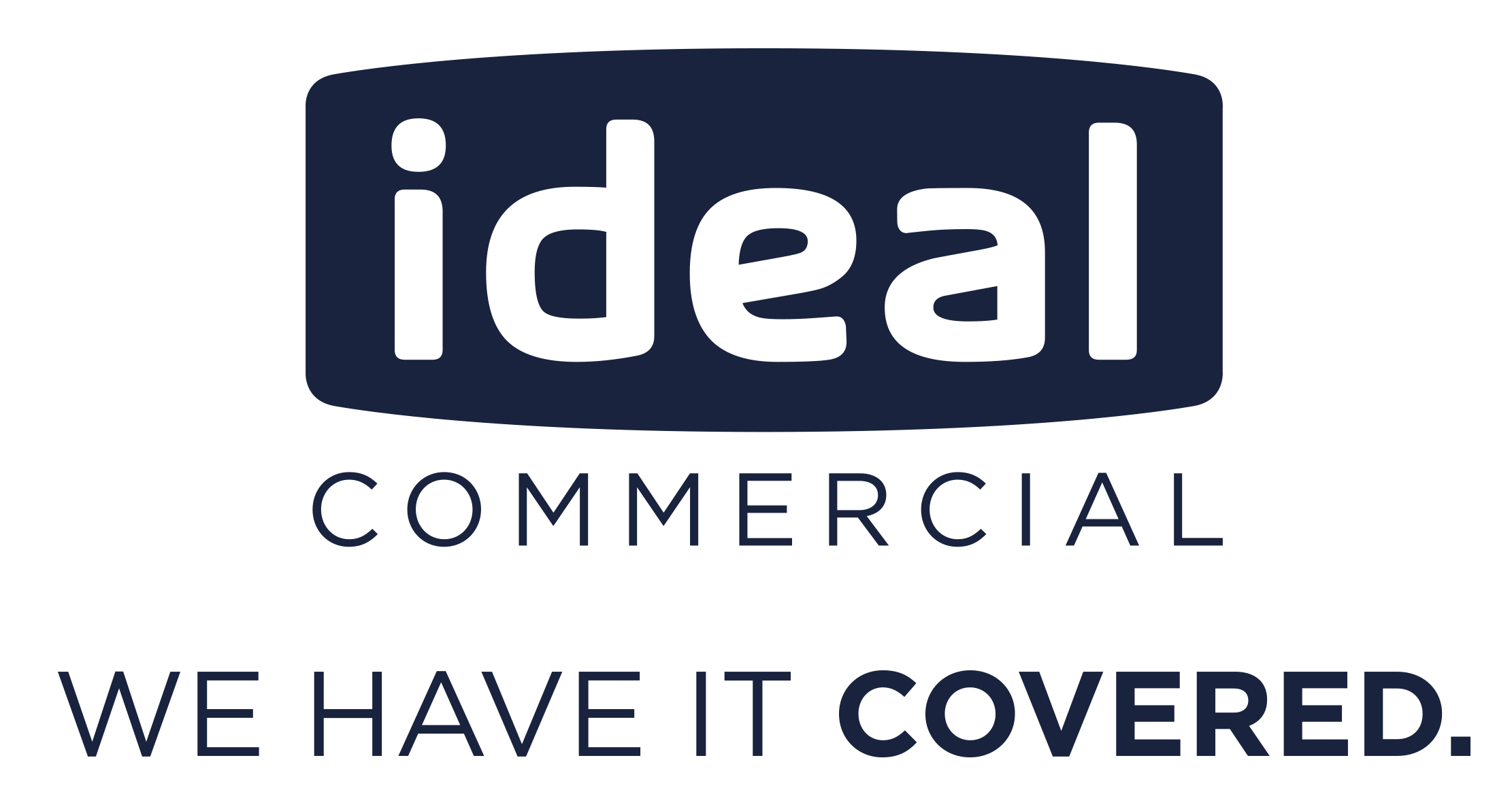 Ideal Commercial Logo With Whic